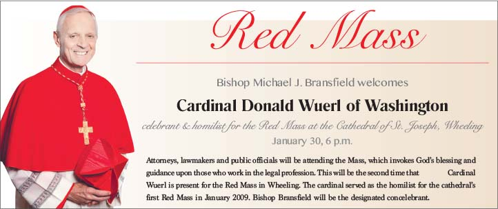 red mass ad